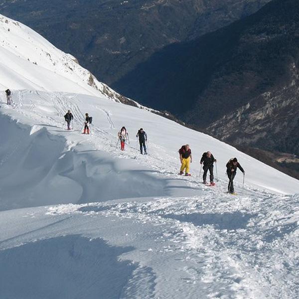 La Grange - Racchette da neve